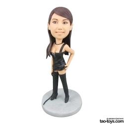 Personalisierte 3D Comicfigur vom Foto Frau