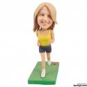3D Figur persönliche Geschenke für beste freundin