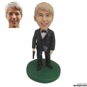 personalisierte Geschenke 3D Figur 007 James Bond