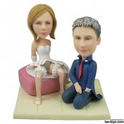 Lustige tortenfiguren Hochzeit