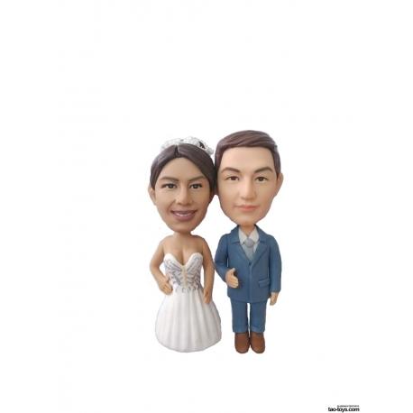 3D Figur persönliche Geschenke Schlüsselanhänge persönliche geschenke für den partner