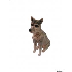 3D Figur persönliche Geschenke Hund